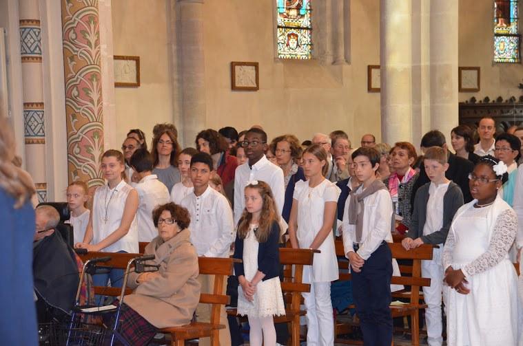 1ere communion 6 2016