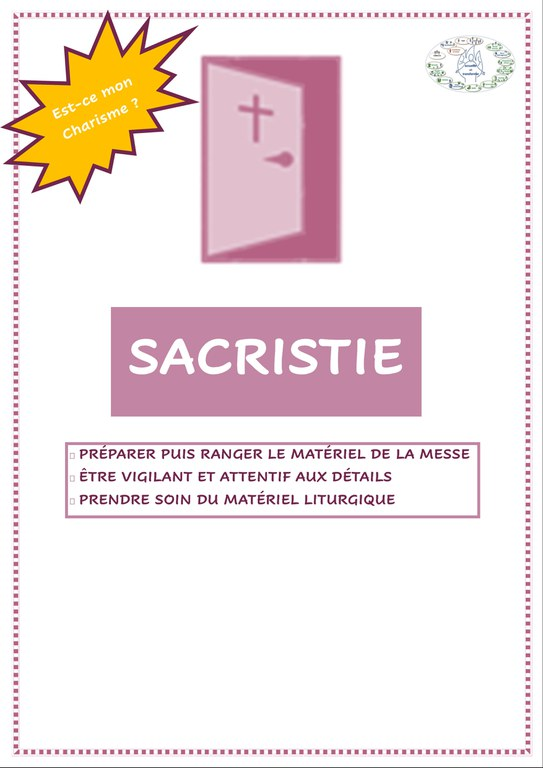 sacristie